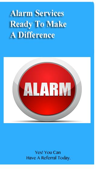 Alarm Sercvices