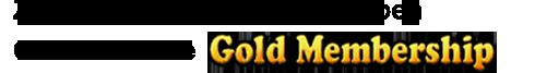 FREE Gold Membership-